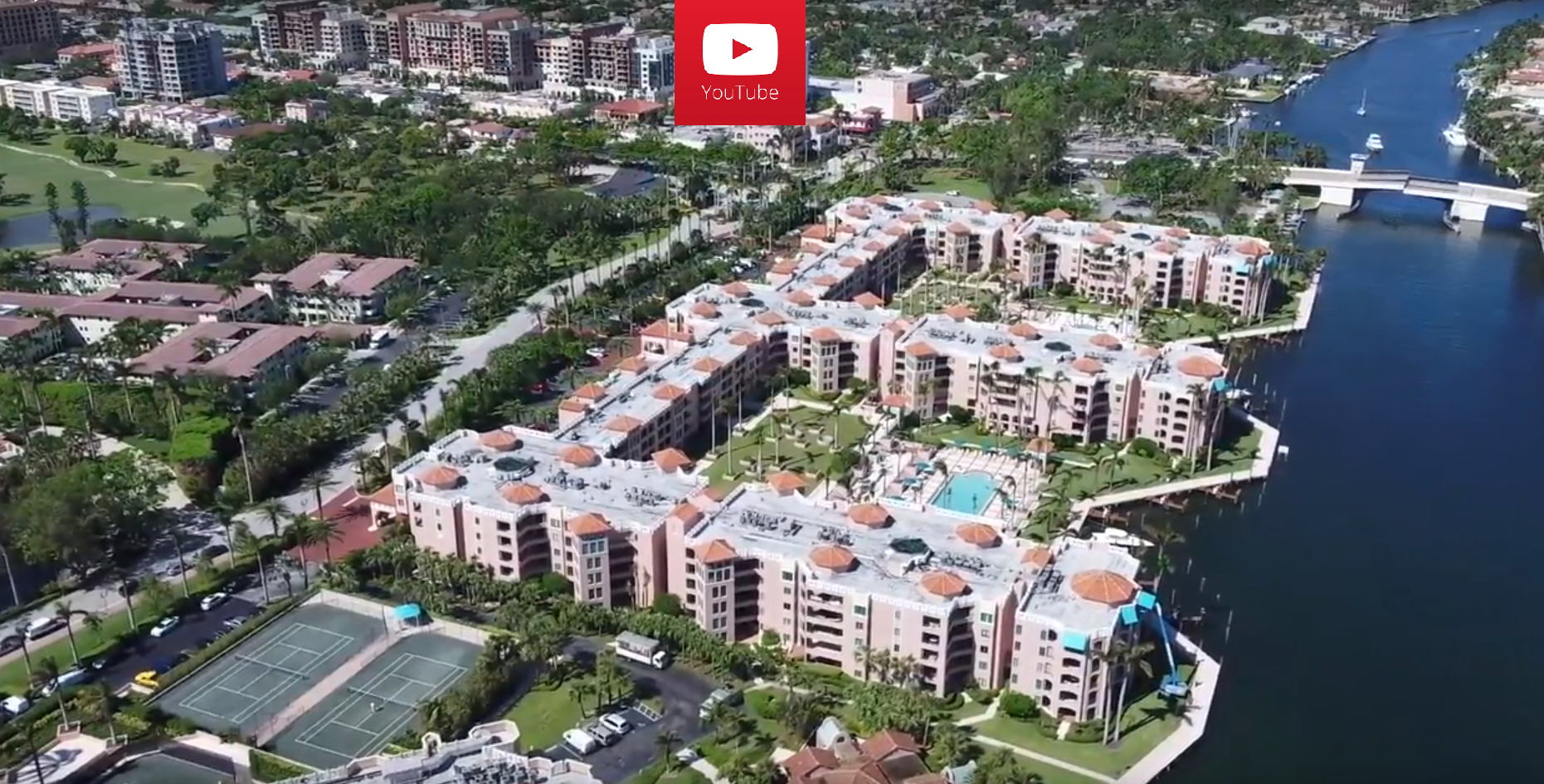 Click the image to see the video of 100-120-140 SE 5th Avenue Boca Raton FL 33432 Mizner Court luxury condos for sale
