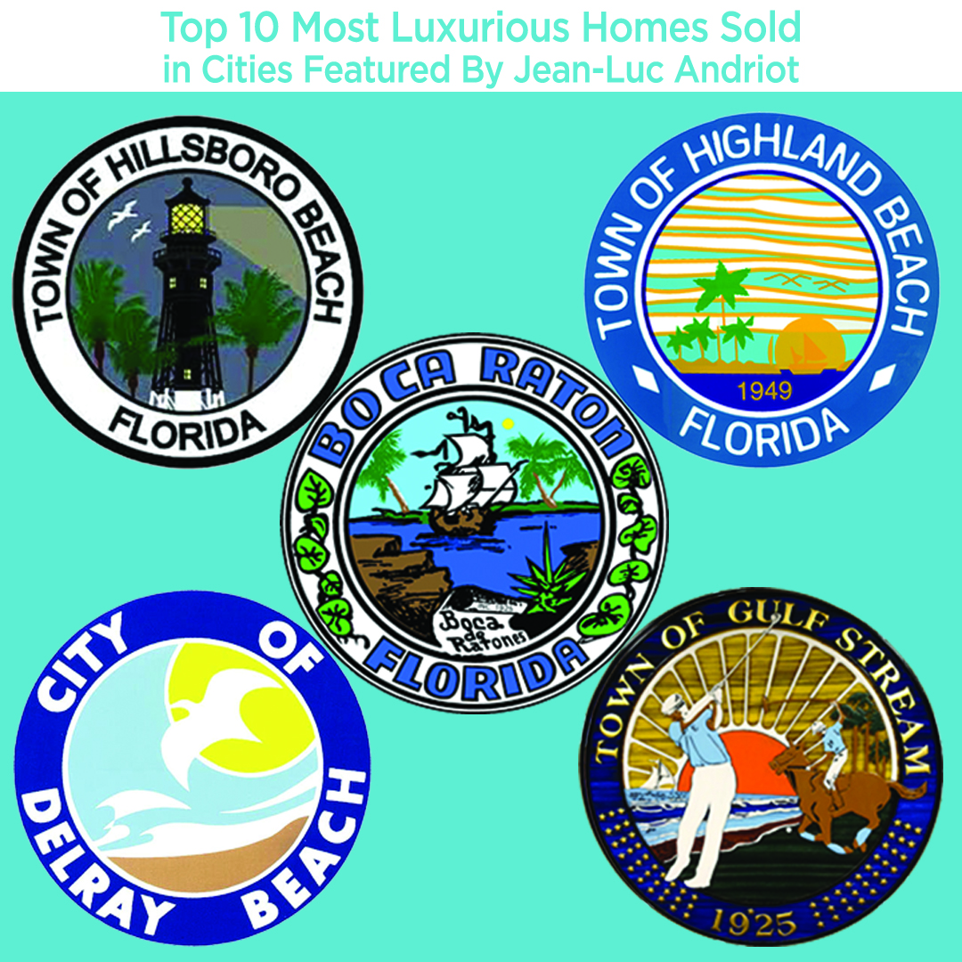 10 Top Sold Homes in Boca Raton Delray Beach Highland Beach Hillsboro Beach Gulf Stream for Jean-Luc Andriot blog 031320