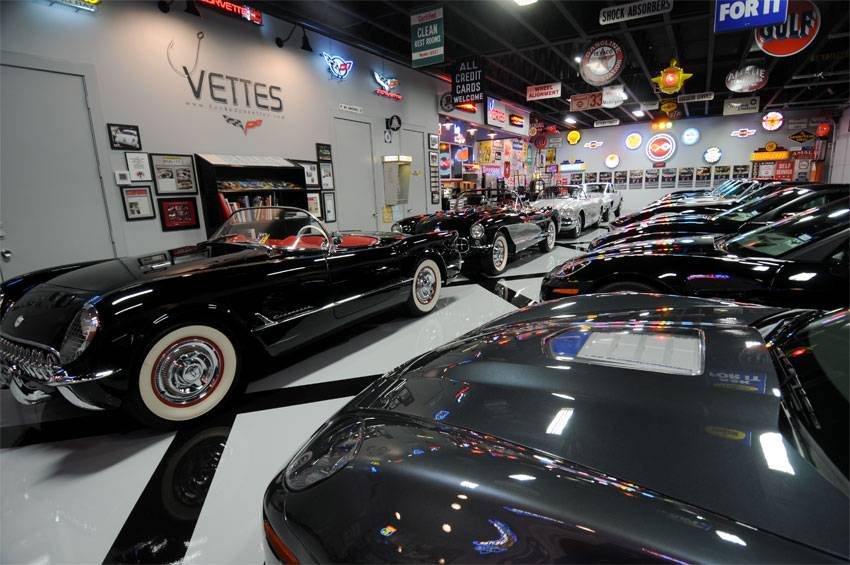 Build Property Value by creating a Luxury Garage