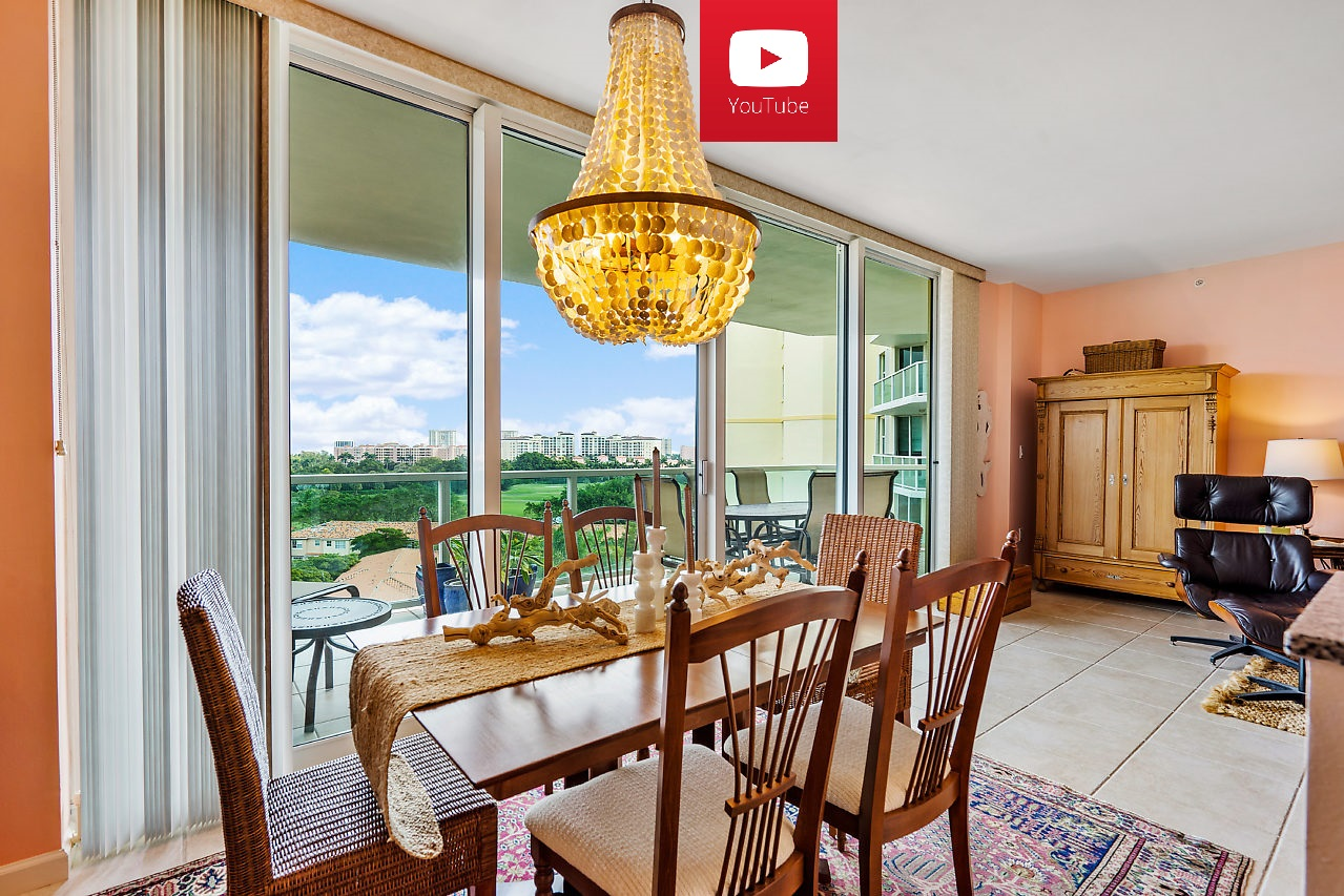 500 SE Mizner Blvd A710 Boca Raton FL 33432 Townsend Place Living area YouTube