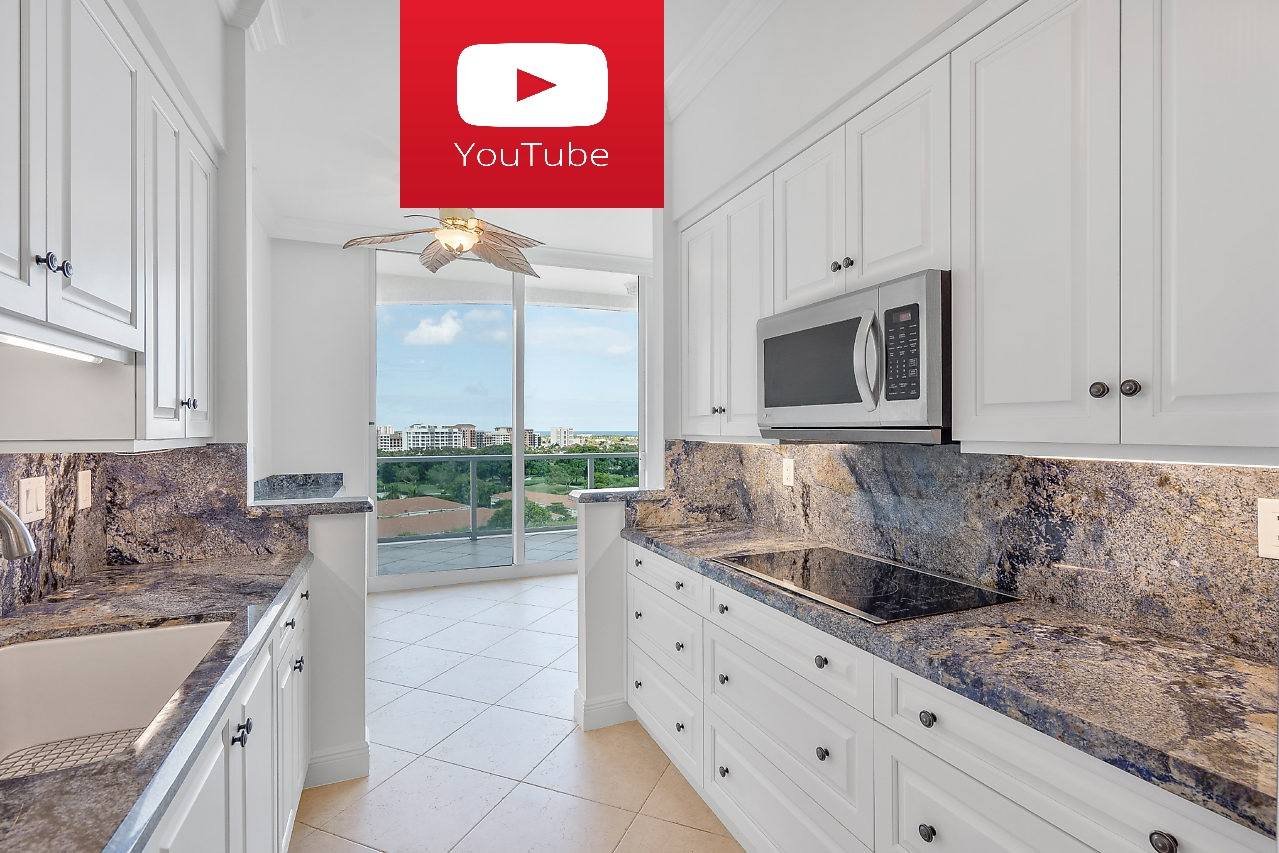 550 SE Mizner Blvd B808 Boca Raton FL 33432 Townsend Place RX-10498982 Living area picture1 YouTube