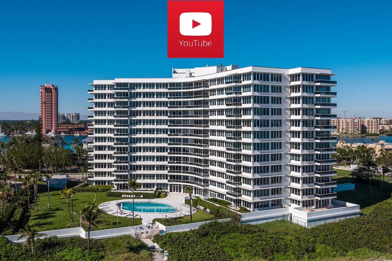 Click the image to see the video of Sabal Point 700 S Ocean Blvd Boca Raton FL 33432