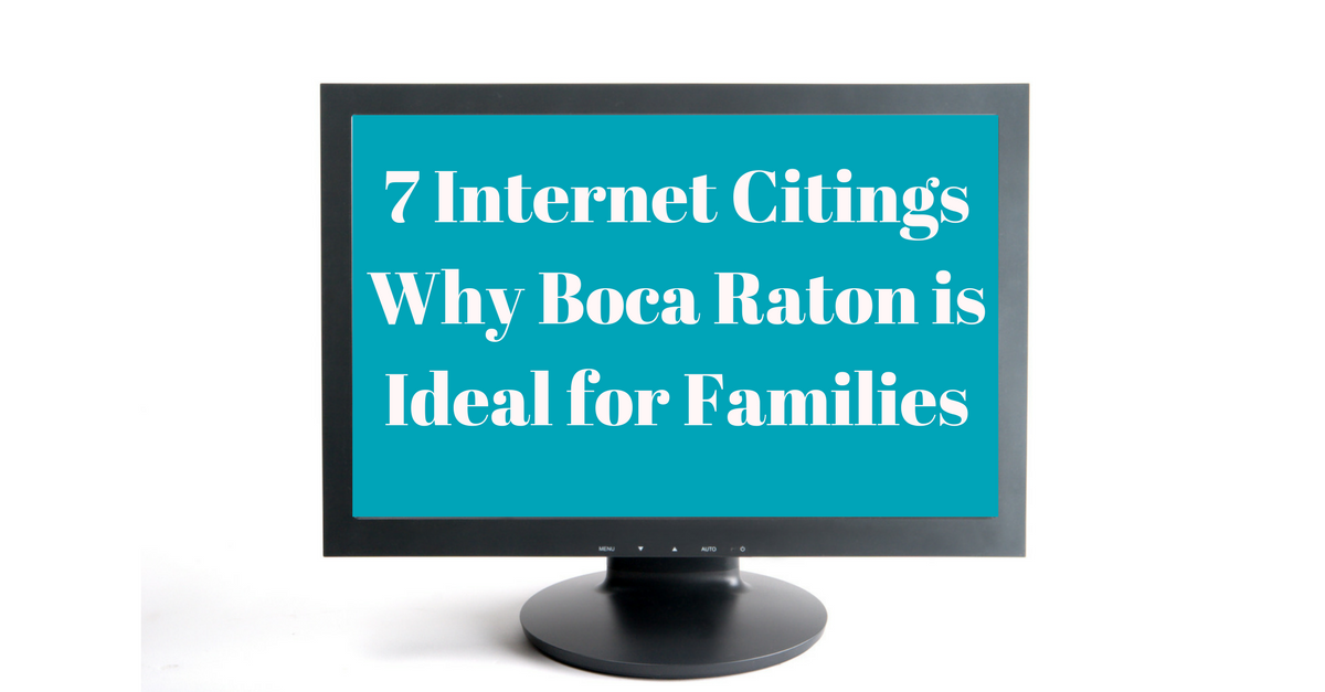 7 internet citings why choose Boca Raton for Jean-Luc Andriot blog 092517