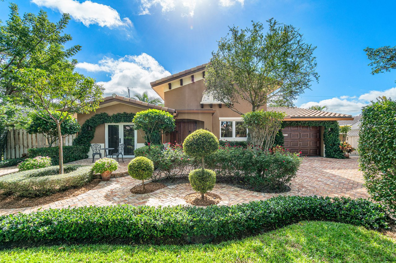 870 NW 7th Street, Boca Raton, FL 33486 Tunison Palms Front view picture2