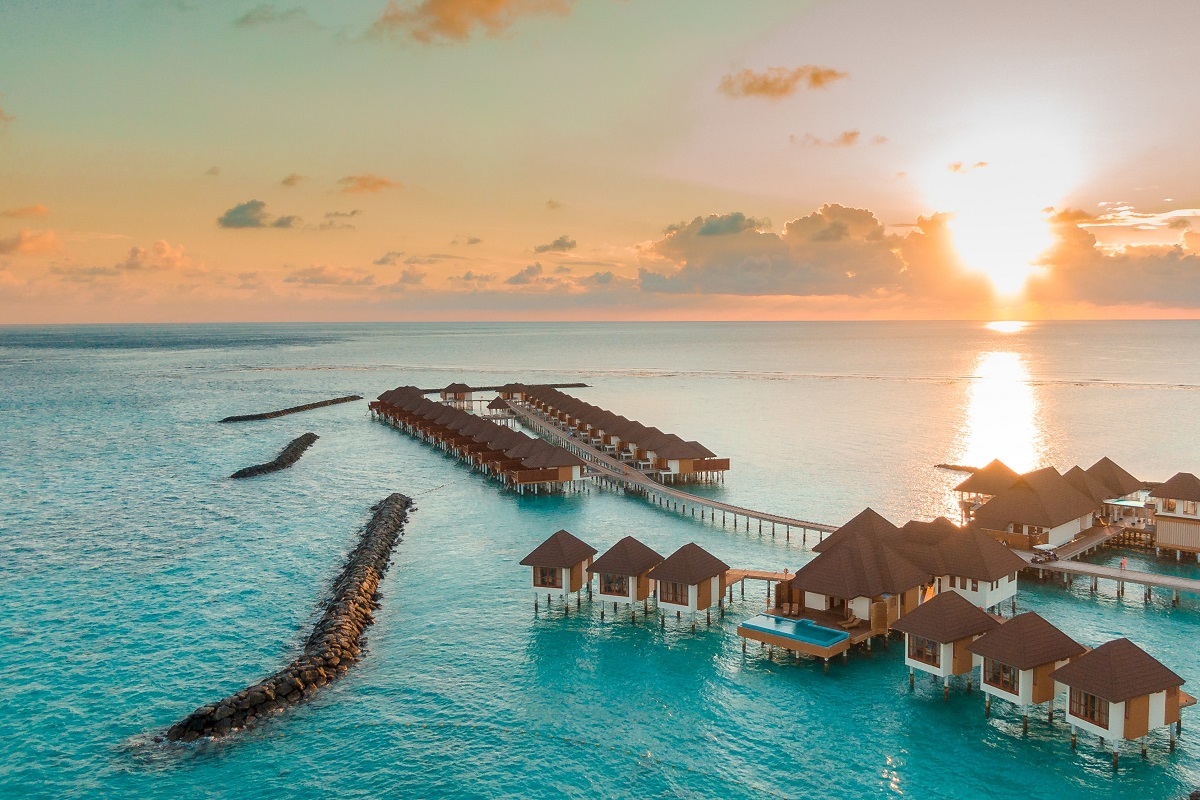 Beautiful Maldives cottages for Jean-Luc Andriot blog
