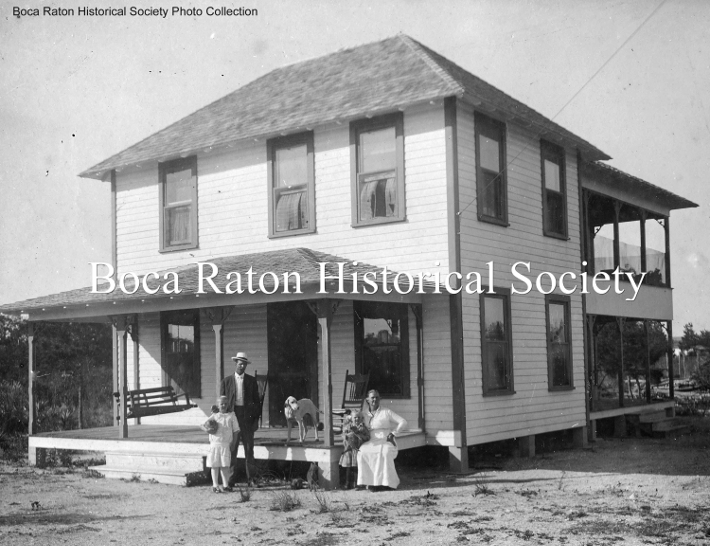 Boca Raton Historical Society Image for Jean-Luc Andriot blog 031717