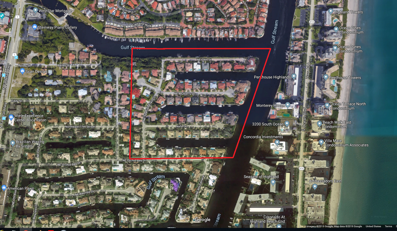 Boca Raton Walker's Cay luxury homes for sale aerial for Jean-Luc Andriot blog 032919.png