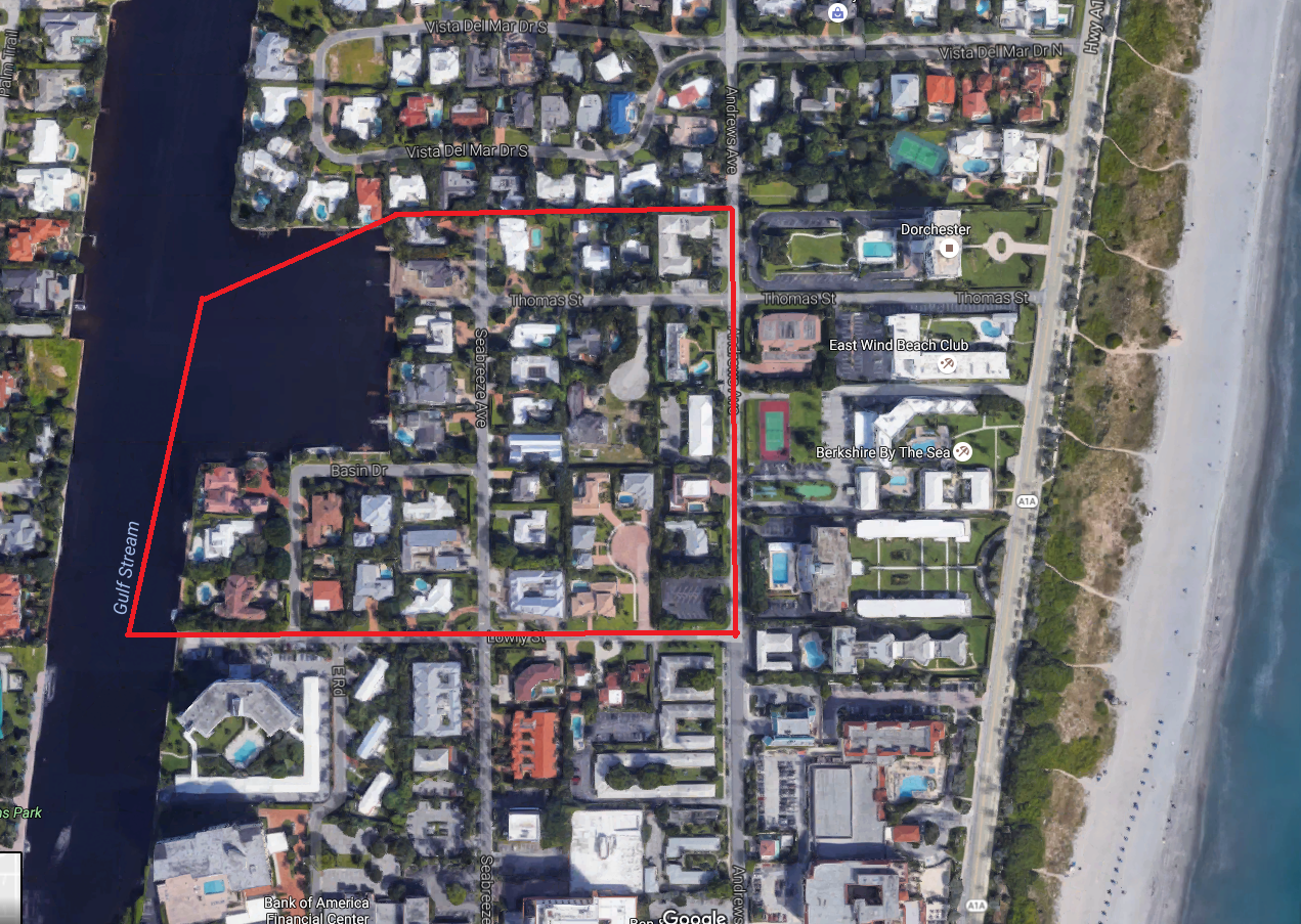 Ocean Breeze Estates for sale Delray Beach