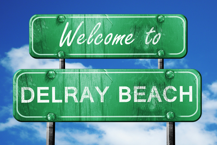 Delray Beach sign for Jean-Luc Andriot blog 052317