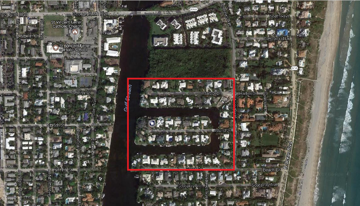 Delray Isle luxury homes for sale in Delray Beach
