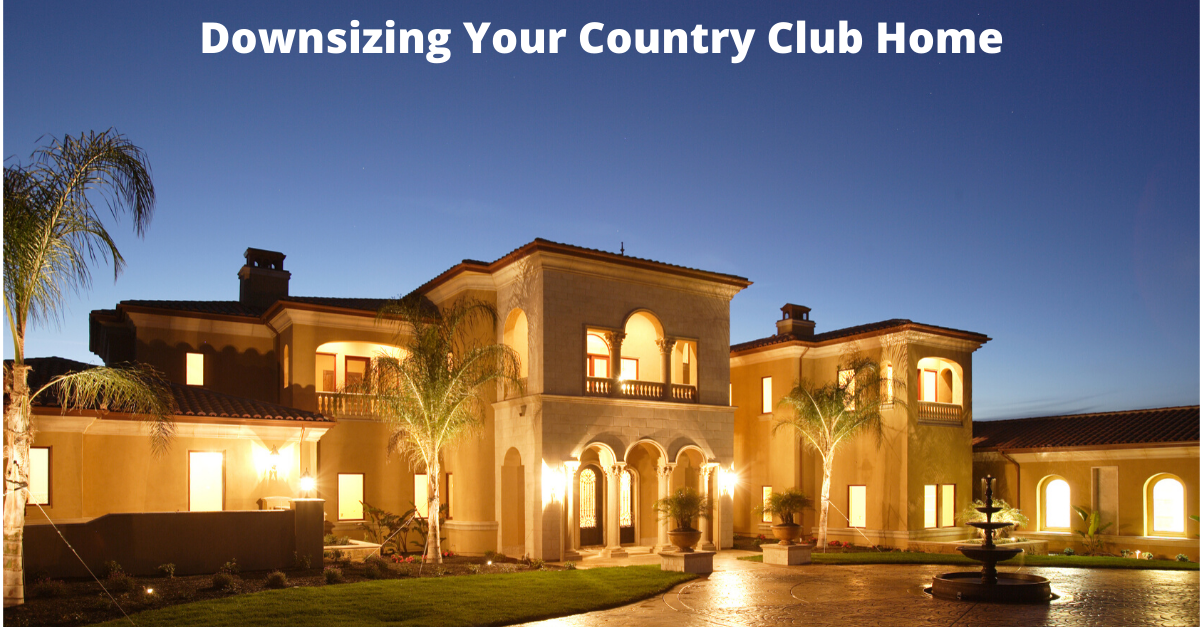 Downsizing Your Country Club Home for Jean-Luc Andriot blog 121619