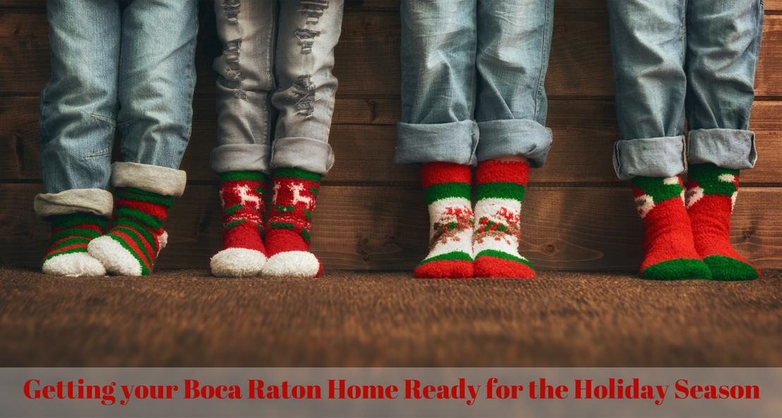 Getting your Boca Raton home ready for the holiday season for Jean-Luc Andriot blog