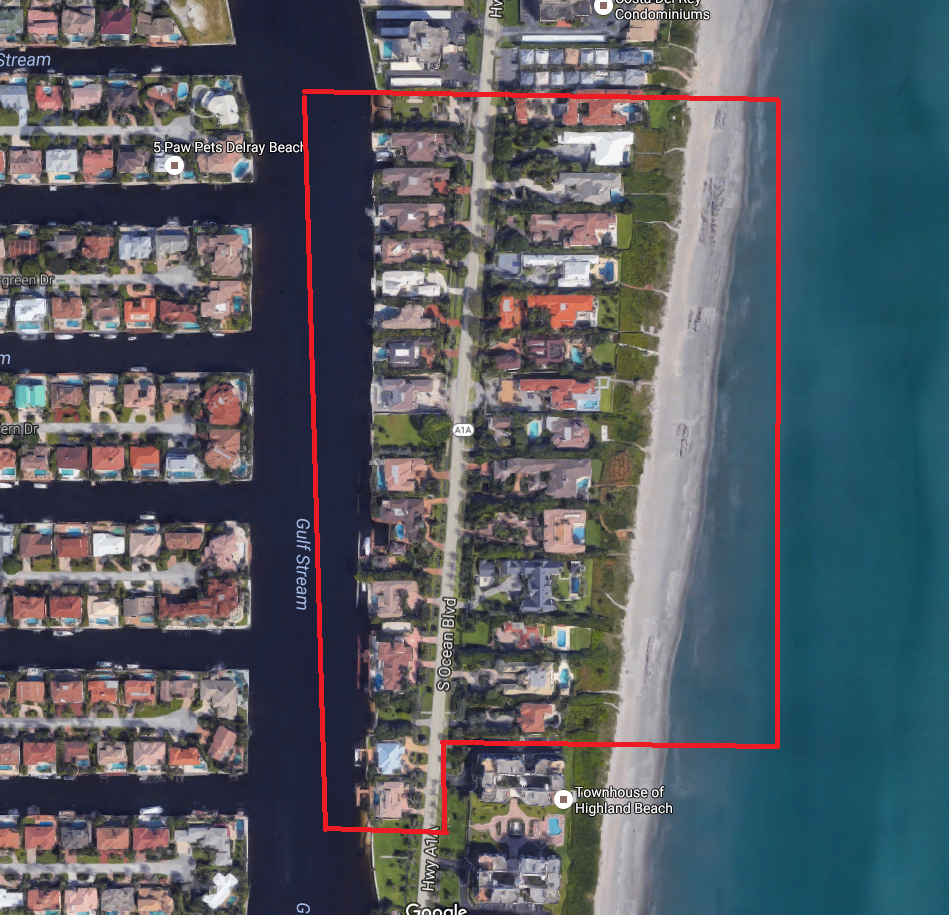 Highland Beach Byrd Beach Estates luxury homes for sale for Jean-Luc Andriot blog 041919