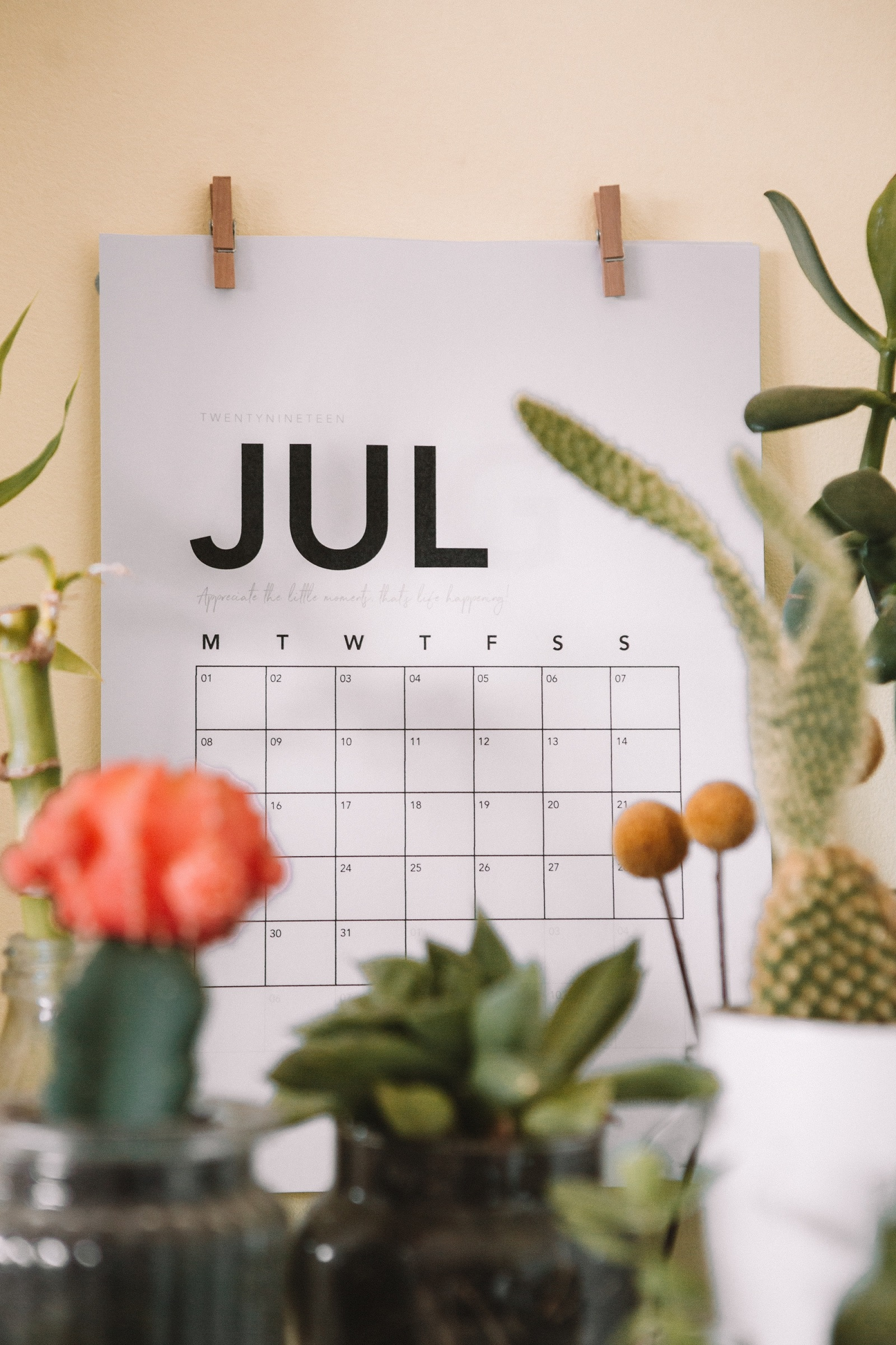 July calendar for Jean-Luc Andriot blog 070119