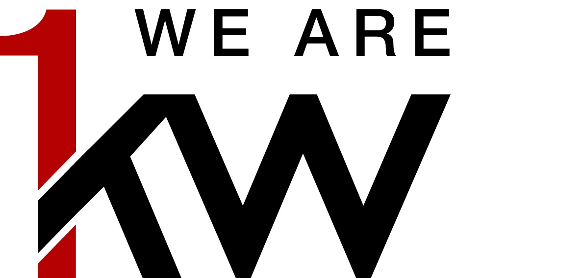 Keller Williams logo we are 1