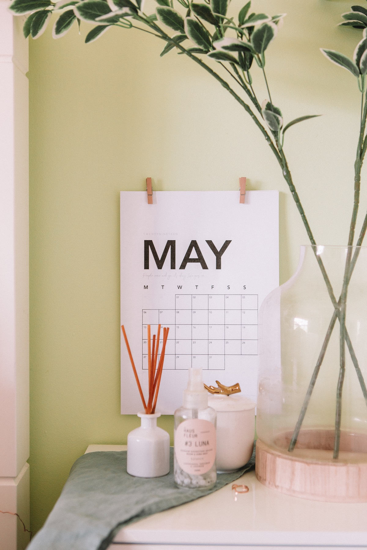 May calendar for Jean-Luc Andriot blog 050619