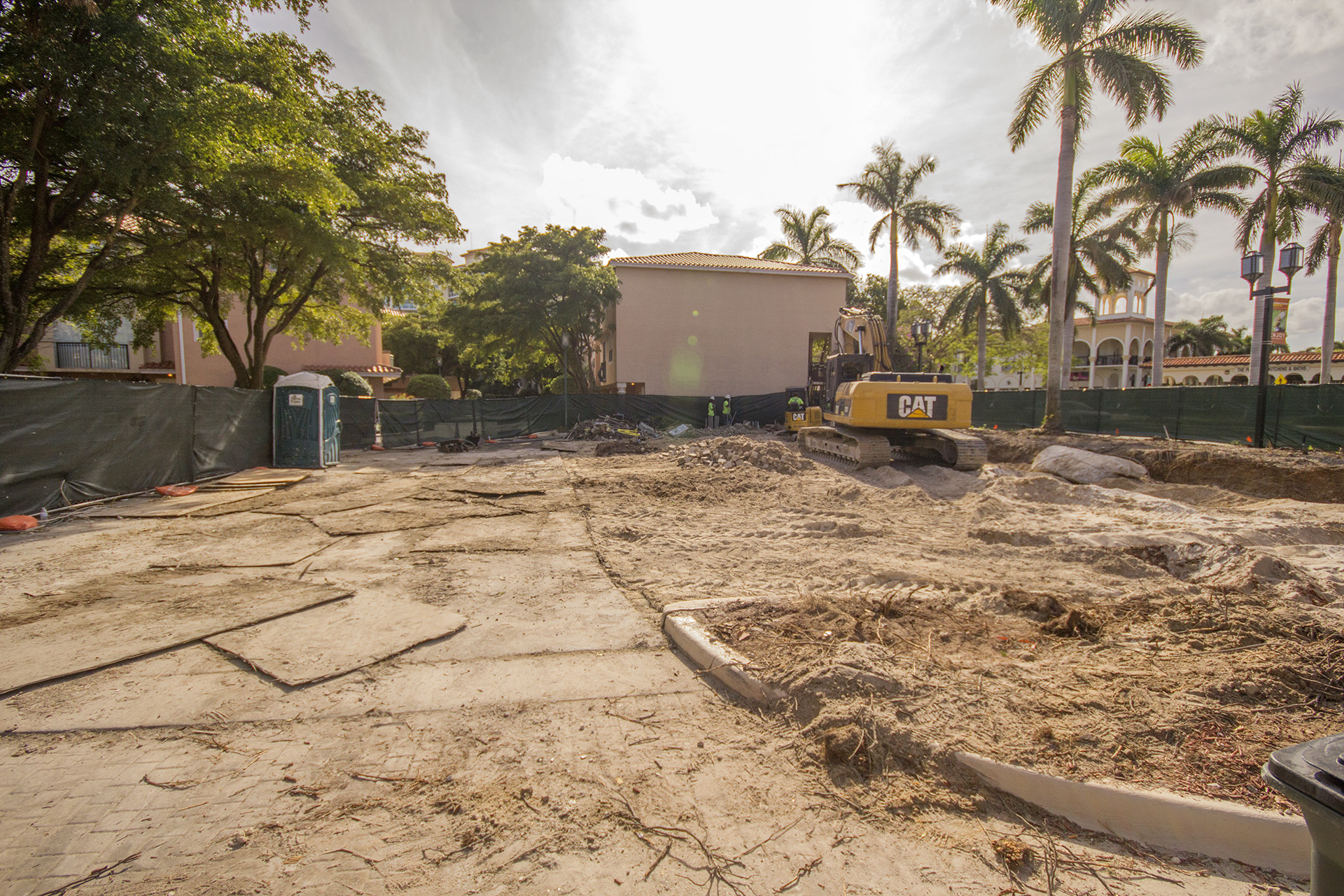 7Mizner 200 Demolition January 2018 Future Monarch Condominium Boca Raton picture1