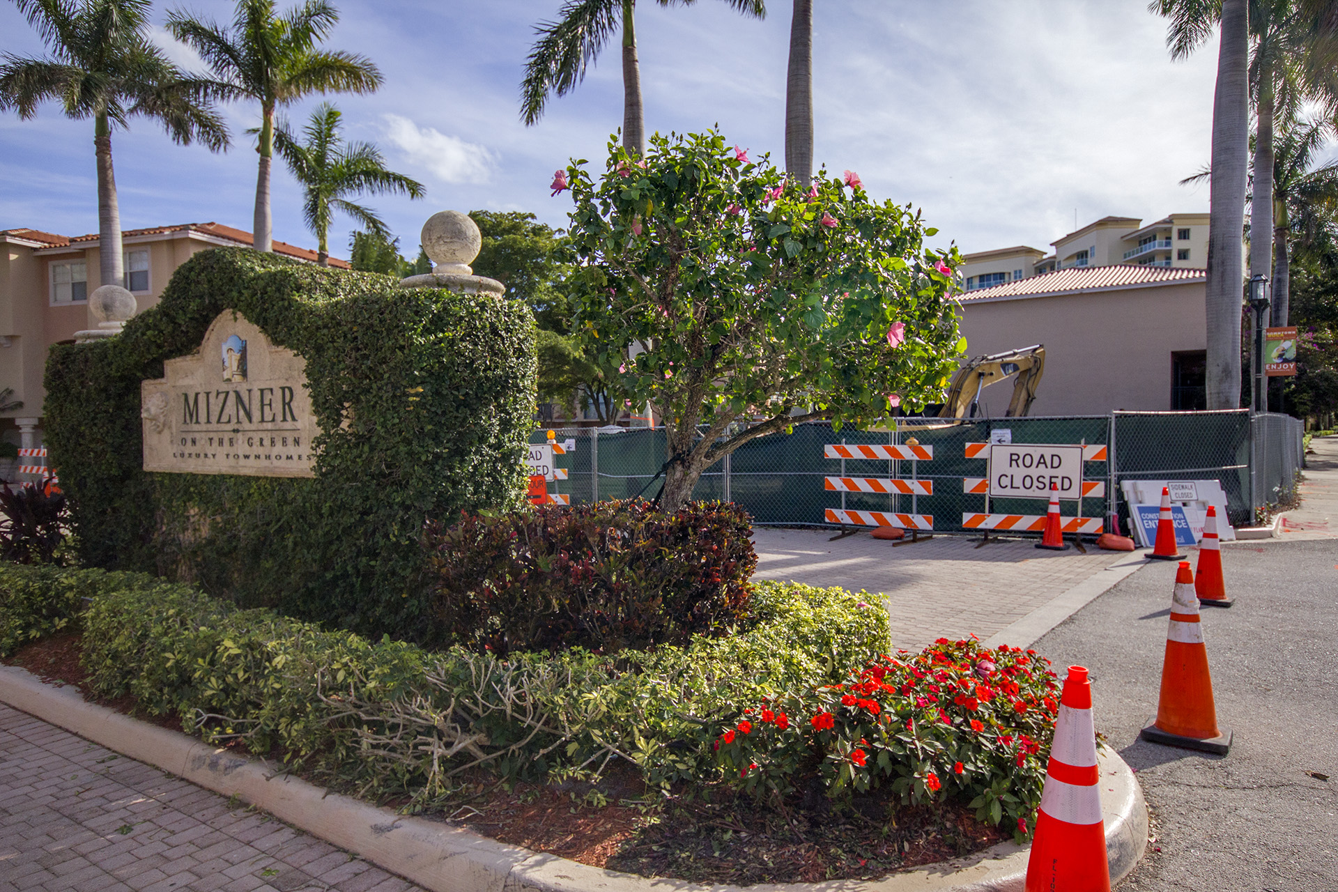 7Mizner 200 Demolition January 2018 Future Monarch Condominium Boca Raton picture3