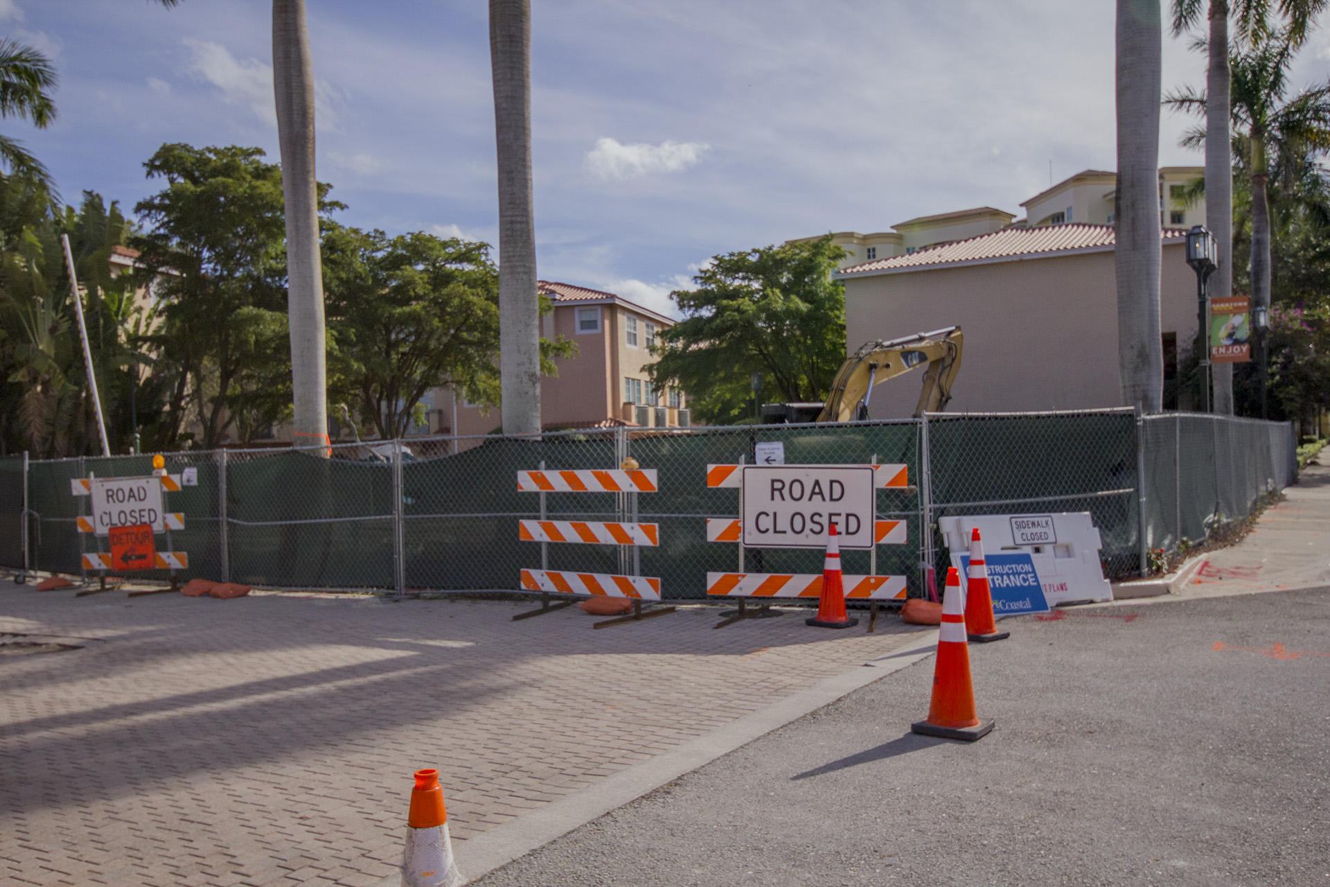 7Mizner 200 Demolition January 2018 Future Monarch Condominium Boca Raton picture5