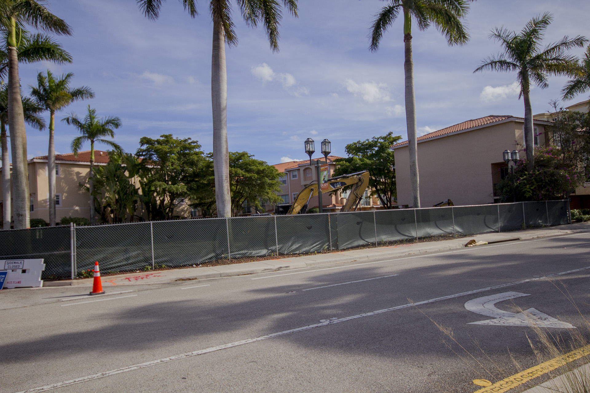 7Mizner 200 Demolition January 2018 Future Monarch Condominium Boca Raton picture6