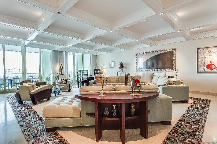 Mizner Grand Condo For Sale 901S Living Area