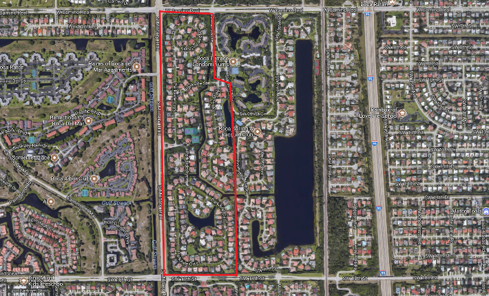 Parkside Boca Raton Luxury homes for sale