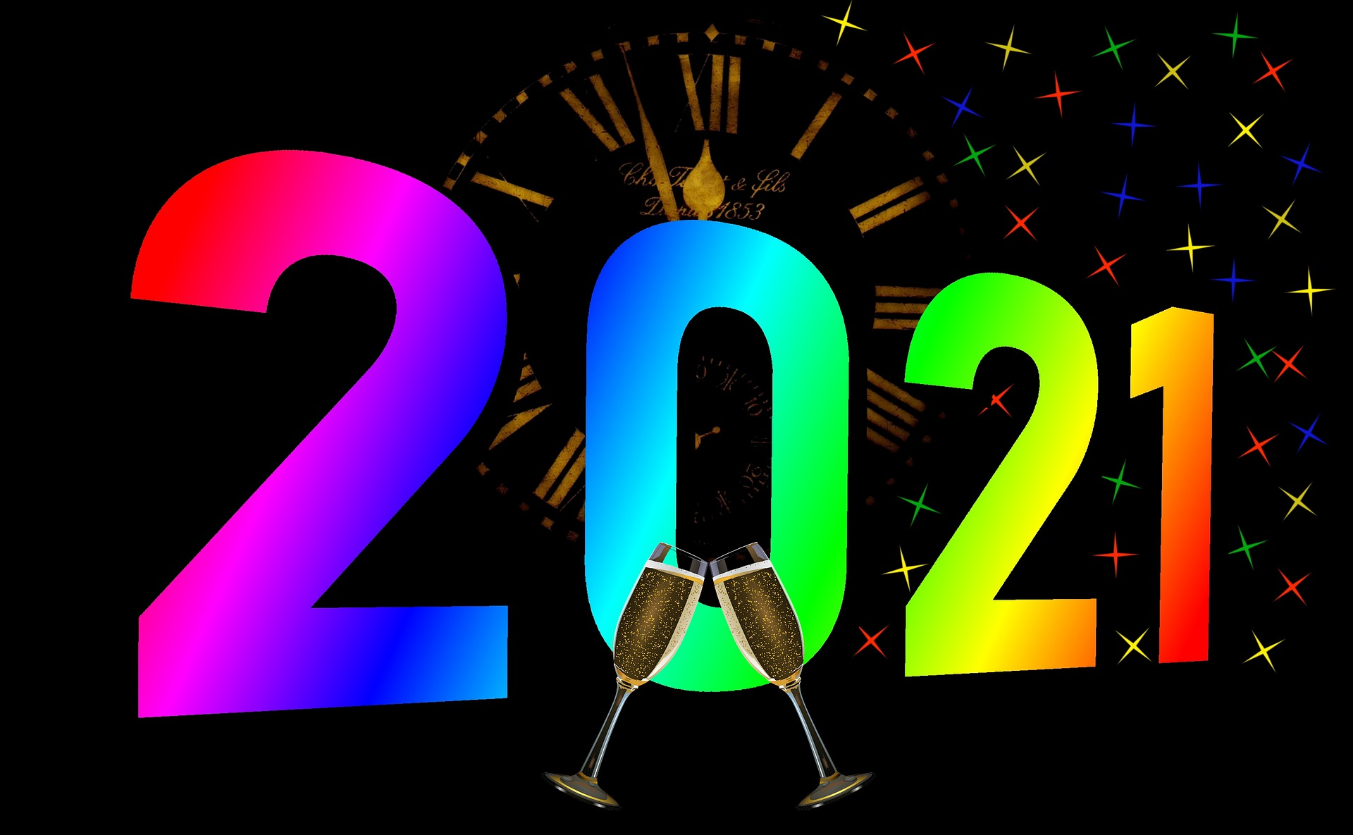 Pixabay New Year 2021 for Jean-Luc Andriot blog