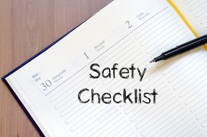 Safety checklist for Luc Andriot blog 112816