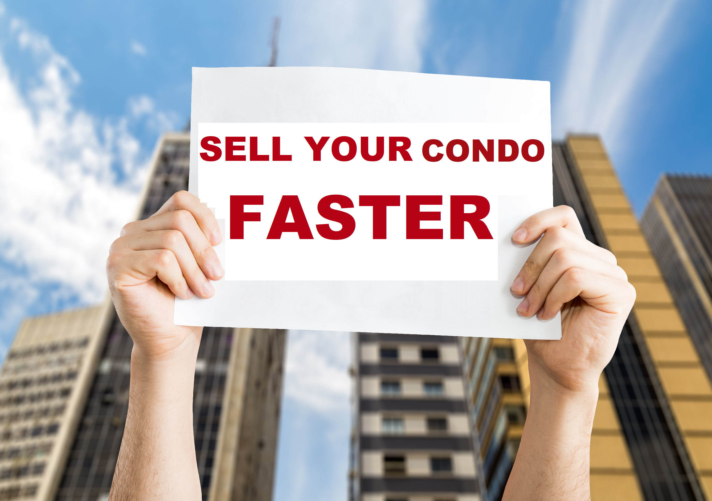 Sell your condo faster for Jean-Luc Andriot blog 061518
