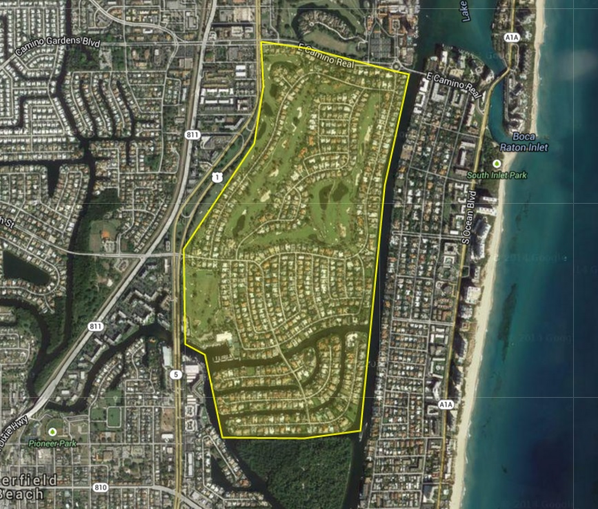Royal Palm Yacht And Country Club homes, Boca Raton, 33432