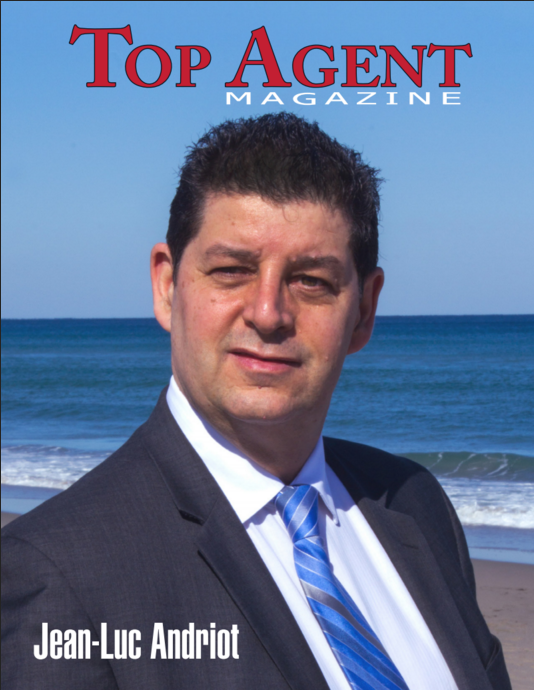 Top Agent Magazine Jean-Luc Andriot