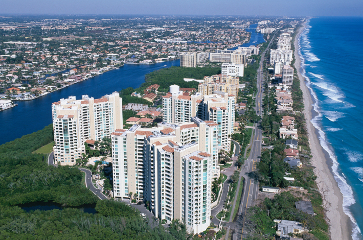 For Toscana Towers luxury condominium register with Boca Premier Properties